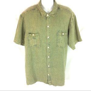 TERRITORY AHEAD | hemp shirt 2XL
